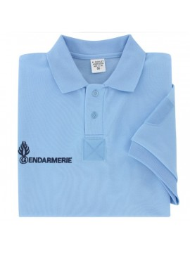 Courtes Ref Dggn Manches Gendarmerie Polo Agre Homme 532 b7gY6yf