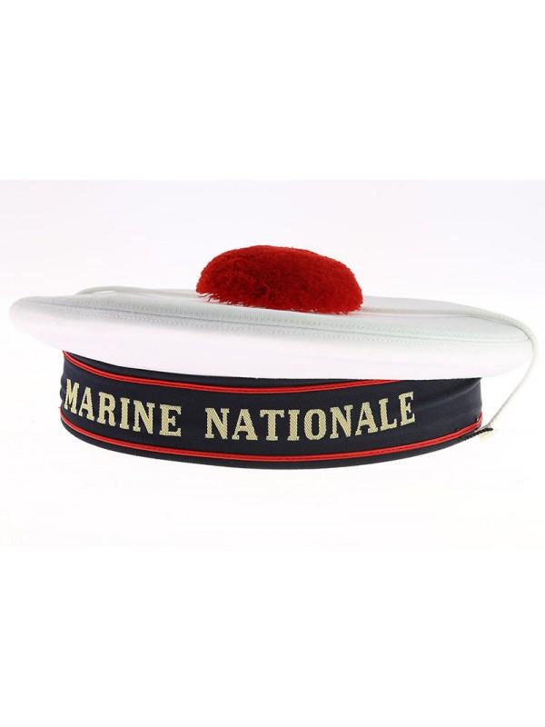 Bande Reglementaire Avec Pompon Nationale La 653 Ref Bachi Marine 5ARLj4